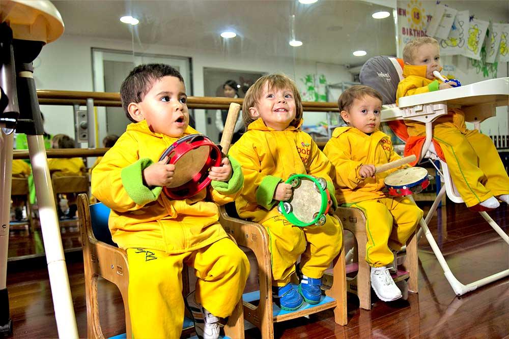 Actividades para favorecer el desarrollo cerebral desde el nacimiento de tu hijo