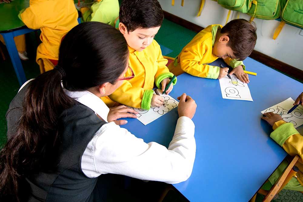 Actividades para favorecer la motricidad fina de los niños