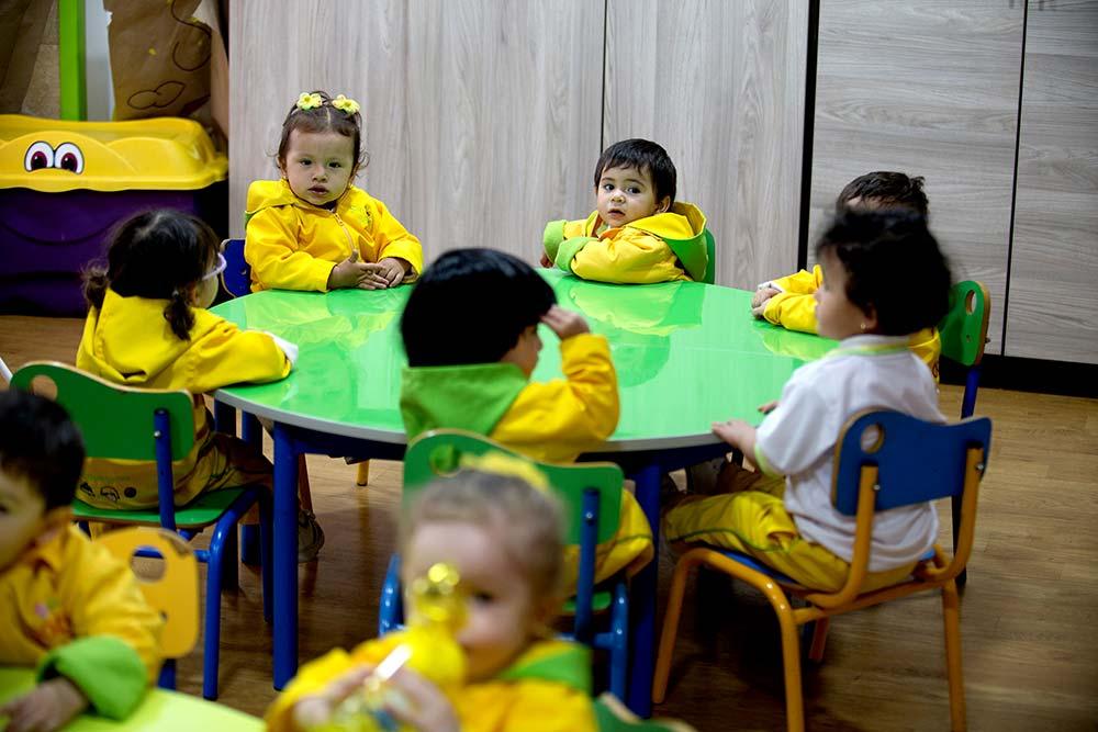Implicaciones emocionales cuando tu hijo empieza el jardín infantil