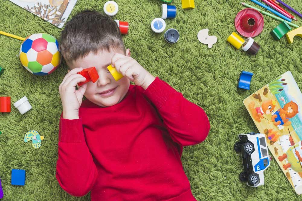 Características del desarrollo del lenguaje en niños de 1 a 3 años