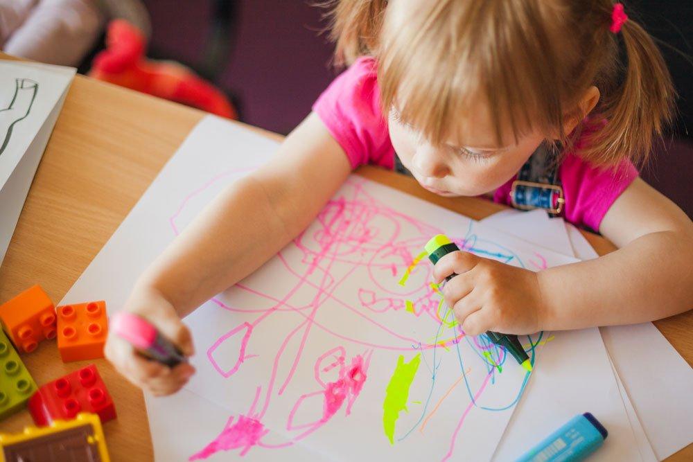 autonomía jardín infantil