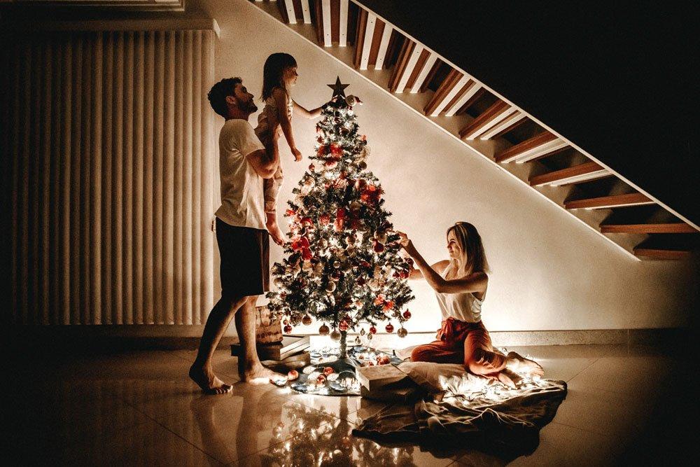 Importancia de la familia en Navidad