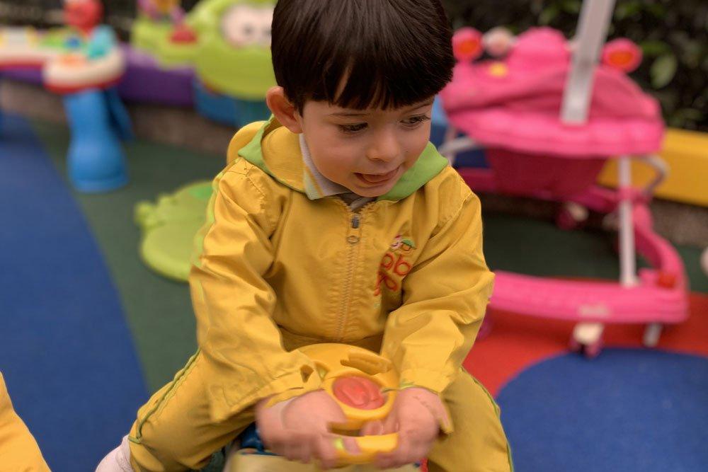 ¿Por qué somos el Jardín ideal para tu hijo?