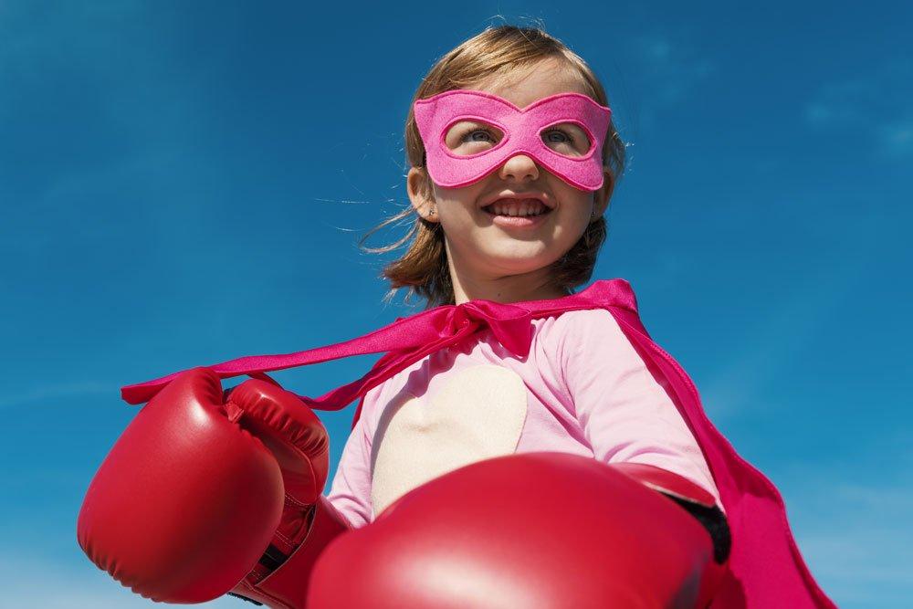 ¿Cómo criar niñas empoderadas y felices?